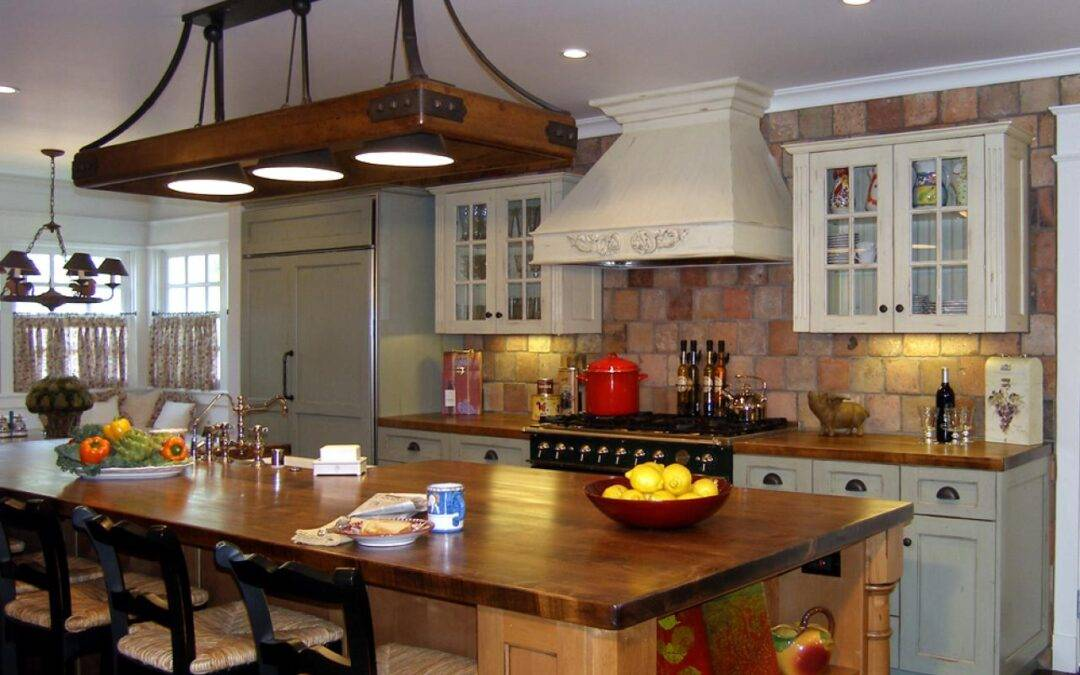 Traditional Kitchen Designs to Revive The Old-World Charm In Your Home