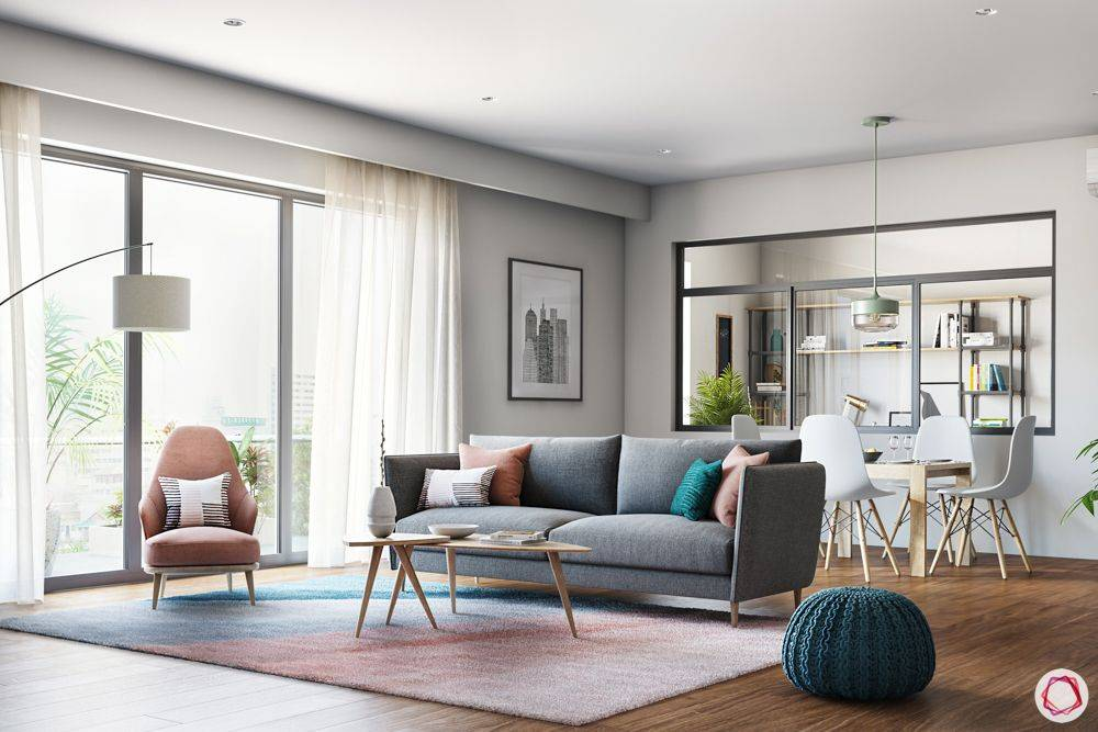 Six Awesome Tips To Decorate A Modern Living Room